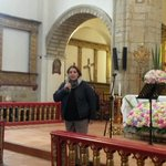 """""""Quiero dar testimonio de que el Presidente @JuanManSantos cuando se compromete con una acción la cumple"""" MinCultura https://t.co/ZnfFV6UTsJ"""