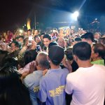 It was obvious the crowd control didnt know how passionate ADN can be for Alden. #ALDENinPasalamatFestival https://t.co/IGzmMtvjtT