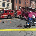 Woman riding a scooter killed by a Duck Boat near the Common https://t.co/dX4iMc6JBc Pic from @garvin77 #wcvb https://t.co/7K1zC0Uqp7