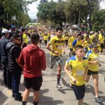 Caminata solidaria #UnaManoPorEcuador5K hoy en #Cuenca. Fotos @Rodrigoperiodis / @mundozibell @UNSIONTV https://t.co/bvHMCV1I18