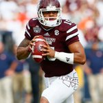 With the No. 135 pick, the Dallas Cowboys select QB Dak Prescott out of Miss St. https://t.co/BruMDvvCwy