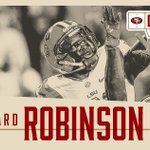 Welcome to the family, Rashard Robinson! #49ersDraft https://t.co/rAqrKRXEiF