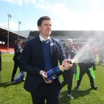 Its party time in Wigan.  The Latics are back in the Championship at the first attempt.  https://t.co/sSKHYm76ci https://t.co/8V9MsGjqVN