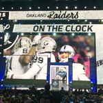 We are back on the clock! #NFLDraft https://t.co/WPSzbcExmC
