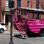 Woman driving scooter dies after being struck by duck boat as both turn onto Beacon St. https://t.co/DPnMz03A6n https://t.co/sMVpj9ERox