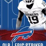 Congrats #EricStriker - great career here & take that to the next level with @buffalobills! #OUDNA #NFLDraft2016 https://t.co/JxRWAxDWjJ