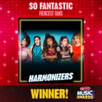 #Harmonizers are this year's Fiercest Fans! Congrats to you guys for winning #SoFANtastic! #RDMA @FifthHarmony https://t.co/ntmAsWbRbe