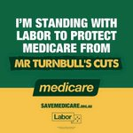 Save Medicare from Malcolm Turnbull & the Nationals cuts... https://t.co/ObFe1KjdJS