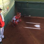 And did we mention that Vazquez will be catching @RickPorcello? The perfect battery. ???? https://t.co/W19FQvLrZt