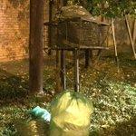 Recorda NO SACAR  la basura hasta las 21 Hs de mañana. #FelizDiaDelTrabajador a los que limpian la ciudad! https://t.co/6XMoT9Pvgp