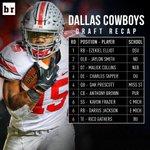 Heres the Dallas Cowboys draft recap. https://t.co/0S7kq6KbRJ