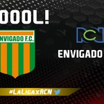 #LaLigaxRCN ENV 2-0 MIL 50 ⚽️¡GGGGOOOOOOOOLLLLLLLLL de @envigadoFC! Ray Vanegas aumenta el marcador. https://t.co/5aMySQJ6AG