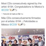 ¡Hoy @CD9 hizo historia! Son los mejores ????❤️ QUE ORGULLO ???????? #CD9GuinnessWorldRecords https://t.co/d93PVIzvSp