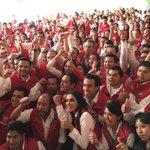 Creo en la fuerza de la juventud preparada. En #Puebla este ejercito va con @SoyBlancaAlcala #CuadrosConBlanca https://t.co/Oalt4UsrJq