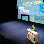 Premio del Público Sección Documental a Mariano Nante por La calle de los pianistas #19FestivalMalaga https://t.co/4QVmKvqhrf