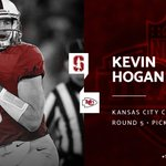 The #GOAT is heading to Kansas City. Congratulations @khoagie8 and @Chiefs! #StanfordNFL #ChiefsKingdom https://t.co/jw6lKQLUJL