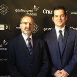 @alecarballo79 y @gonzalosicharm representan a @CsMalaga en la clausura de @festivalmalaga https://t.co/8Tujts5Kjb