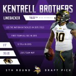 We landed the top tackler in 2015 with our 5th-round pick.  HIGHLIGHTS: https://t.co/Io7H5yVXID https://t.co/Q0ObSSJFM6