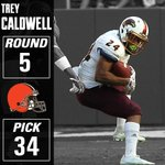 BIG NEWS!! Congrats to @AyTrey_ on being drafted by the @Browns! #TakeFlight https://t.co/RPAHPMdjEn