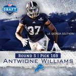 RT @gsathletics_fb: Williams Selected By Detroit Lions in NFL Draft https://t.co/iGTqGCxuhH https://t.co/f0RLrDZU3S