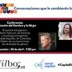 #EsDeBogotanos no perderse charlas culturales como la de hoy: Fabricación del Hombre y la Mujer, por @CanalCapital ???? https://t.co/oM2er4qGs3
