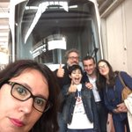 Dopo @matteorenzi una foto con il nostro amato #Bombardier nella sua casetta #PattoperPalermo #trampalermo https://t.co/clpselv5yo
