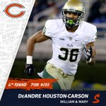 DeAndre - Welcome to Chicago! #BearsDraft https://t.co/O7x93pBcGH