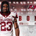 Devante Bond is the next Sooner off the Board!  #OUDNA is heading to Tampa!!   More➡️https://t.co/KR7BAwZmVq https://t.co/rB8DHwFZue
