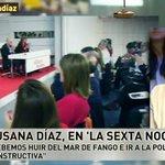 """#AsíSi @susanadiaz: """"Esta campaña la gente va a poner el listón alto y el @PSOE estará a la altura"""" #L6Nsusanadiaz https://t.co/uGeNBopIhQ"""