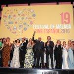 Palmarés Foto de Familia #19festivalMalaga Enhorabuena a #Malaga y al #CineEspañol #CulturaMalaga https://t.co/BlU1RNy1Ea