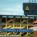 Betis, como Boca y Olimpia, equipos que hicieron cambiar el color del logo de Coca Cola por sus rivales de patio https://t.co/DDF361phuq