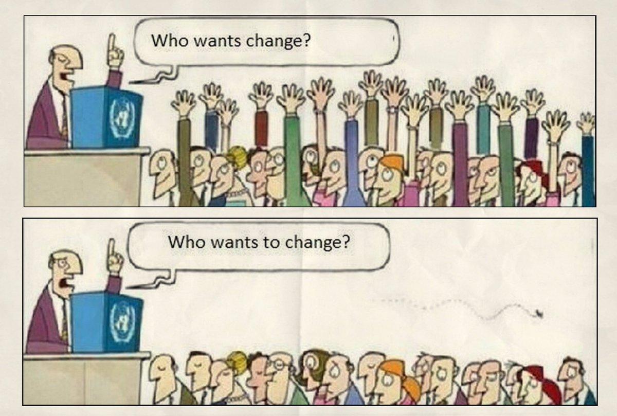 Who wants #change? https://t.co/GWVI0TiXQm