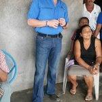 Hoy estuve en la aldea de San Rafael, Nacaome con 42 familias beneficiadas con Ecofogones gracias @JuanOrlandoH https://t.co/Ai96rjYwsa