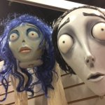 Corpse Bride and Victor masks. Hard to find, but we have them! Were in the Big Four at #calgaryexpo this weekend! https://t.co/3KHmmH2SXk