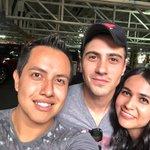 Los 3 mosqueteros! ???????????????? @PabloMaba @mimistar29 #Combo #AtticoCuerna https://t.co/7QH6BK6ZC7