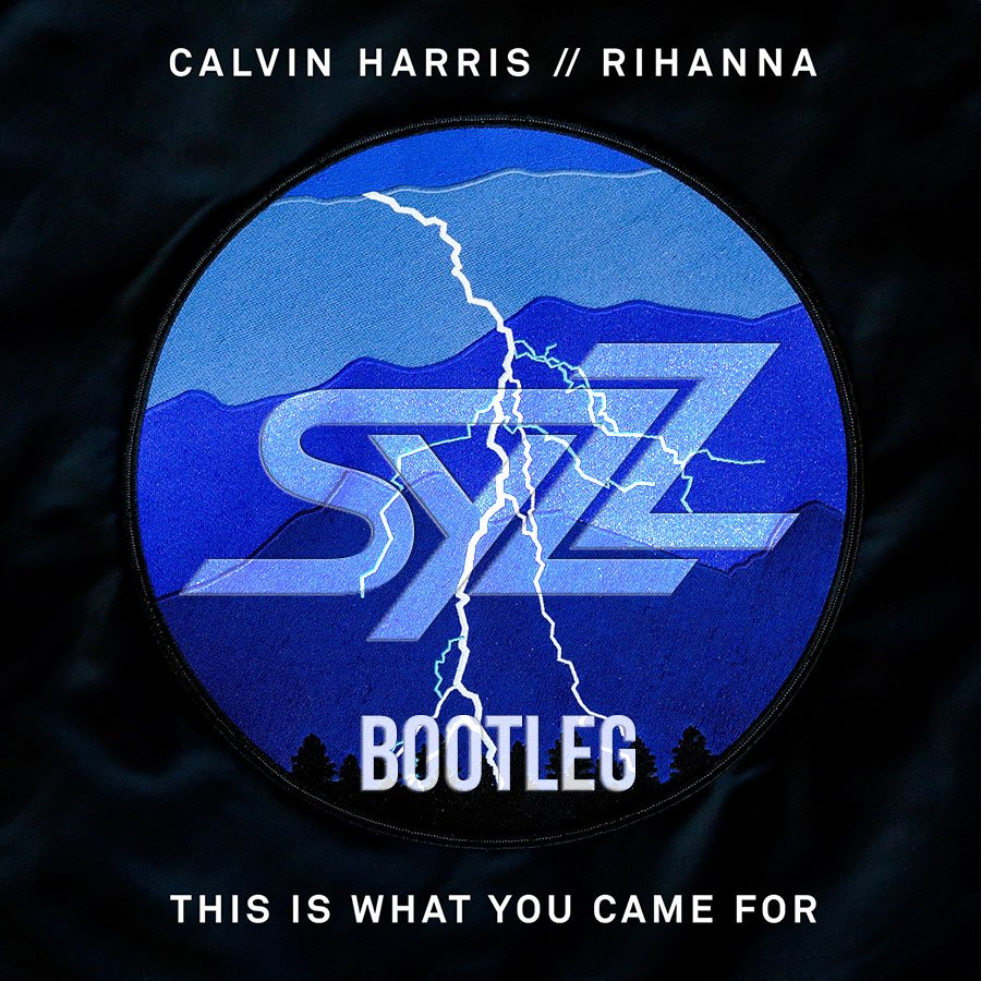 Calvin Harris feat. Rihanna - Th!s Is What You Came For (Holl Rush Bootleg)