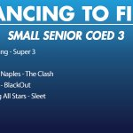 #TheSummit16 Small Senior Coed 3 Semi-Final Results https://t.co/WT14BLiZrP