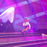 Lady May is back and tearing it up. You wont believe she was in an accident a few months ago. #NAMA2016 https://t.co/AwGv0NmtOZ