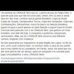 @10neto baita de uma vdd #digasidipasage kkkkkkkk #chupaessamanga craque? Sim , no pinbolim kkkkkkkk https://t.co/i8FhjmGknW