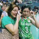 Priceless moment ???????? @mikareyesss No. 1 cheerleader - Tita @bhabyreyesss (cto) https://t.co/imUyBoqzUp