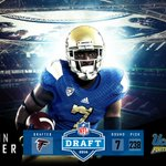 From #UCLA to Atlanta. Congrats to the newest member of the @AtlantaFalcons @Devin7Fuller. #NFLBruins #NFLDraft https://t.co/AB5KhpHvvl