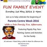 #OnInDunedin today 2-4pm Taieri Parents Centre Family Fun Event, 17 Green St, Mosgiel https://t.co/GMOIG6Dc7z https://t.co/nZckutyvxe