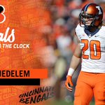 NEWS: With the 245th pick in the 2016 NFL Draft, the #Bengals select Clayton Fejedelem from Illinois https://t.co/vIAsntPiMQ
