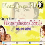 Good Morning! Please support our Maine HT for today.. ????????#MainenyReasonsToSmile @mainedcm https://t.co/Cm2OQfpDuI