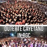 Duterte-Cayetano in BGC DU30 MARCHING ON #DuCay2016 https://t.co/MrC6BsAcaN