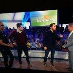 DAS ist großer Sport: Blindenfußballer Mulgheta Russom triumphiert an der Torwand!👏👏 @ZDFsportstudio @ZDF @SPORTBILD https://t.co/DT4RBm3ZGn