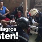¡Increíble! Un hombre de la tercera edad fue rescatado luego de 13 días del terremoto » https://t.co/PRtaJ1rEA9 https://t.co/VNBEyFVGel