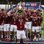 What a day today was, first time in almost 30 years weve lifted a trophy, best feeling ever! #NTFC #Champions @ntfc https://t.co/jMo23bYGzk