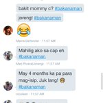 Ang babaliw ng MAINEnatics.. Love my famainely forevs!👋🏼😂  BAKA NAMAN.. pa more. @mainedcm 💛  #MainenyReasonsToSmile https://t.co/t5Do3zj2Y2