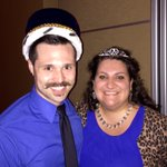 And your 2016 CHS Prom King and Queen are...... Mr. Simmons and Ms. Stanton!!! @CHS_Indians https://t.co/iYxy5RdPeH